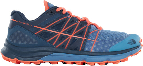 The North Face Ultra Endurance GTX Running Trail Shoes Ladies Provincial Blue/NasturtiumOrange 7,5 2017 Trail Running Schuhe